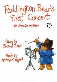 Chappell: Paddington Bear's First Concert