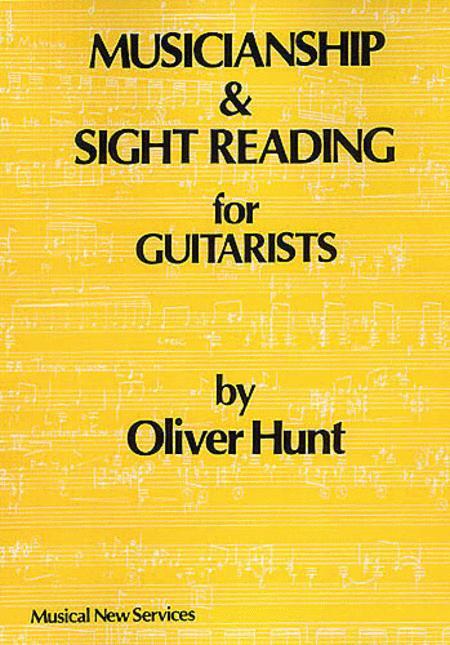 Musicianship And Sight Reading For Guitarists
