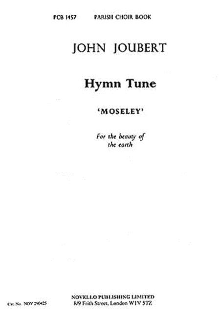 Hymn Tune 'Moseley'