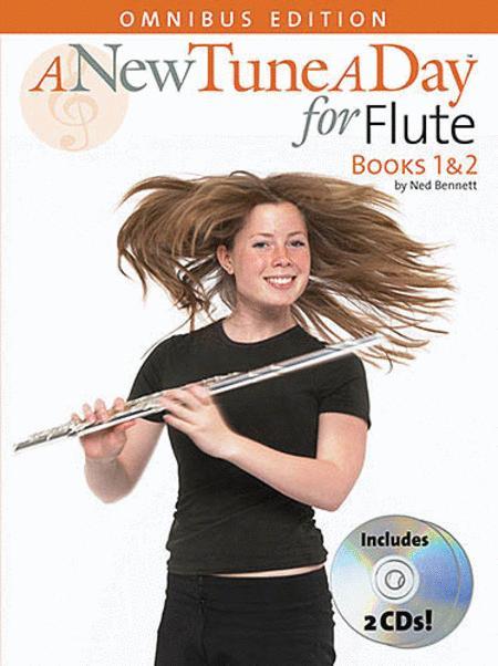 New Tune A Day Flute Omnibus