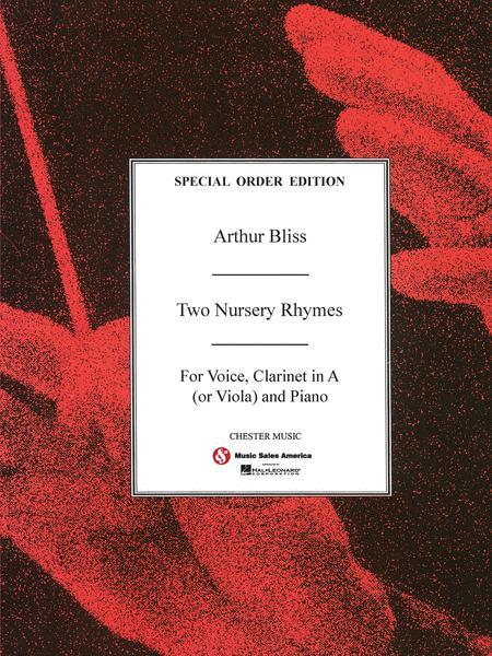 for Soprano, Clarinet, Viola, and Piano