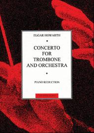 Elgar Howarth: Concerto For Trombone And Orchestra