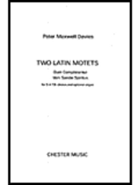 Two Latin Motets