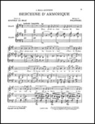 Berceuse D'armorique (Voice And Piano)