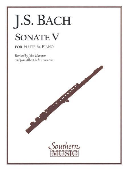 Sonata No, 5 in E Minor