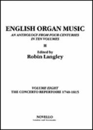 English Organ Music Volume Eight