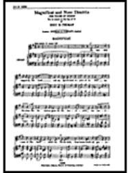 Magnificat And Nunc Dimittis (Unison)