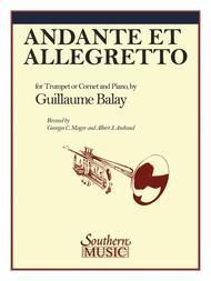 Andante and Allegretto
