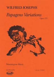 Papageno Variations Op.153