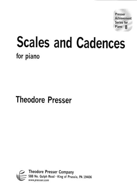 Scales And Cadences