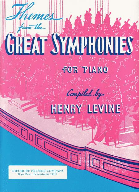 Themes From the Great Symphonies For Piano