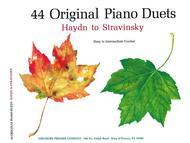 44 Original Piano Duets