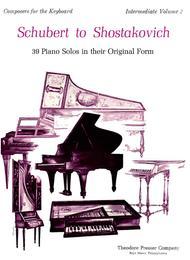 Schubert To Shostakovich
