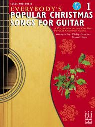 Everybody's Popular Christmas Songs for Guitar, Book 1