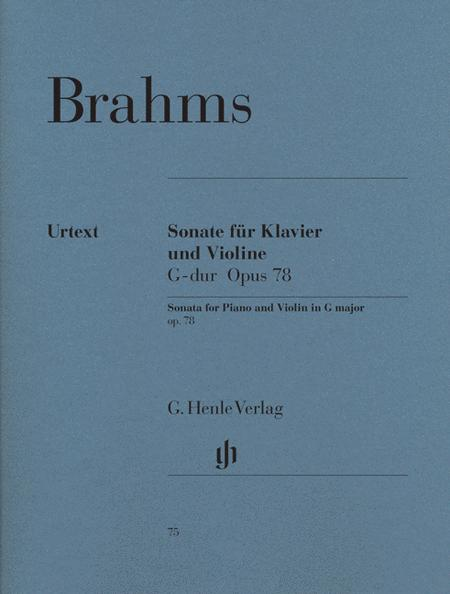 Sonata G major op. 78