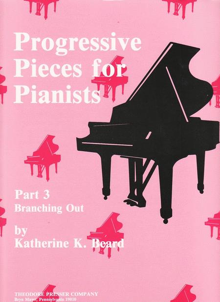 Progressive Pieces For Pianists