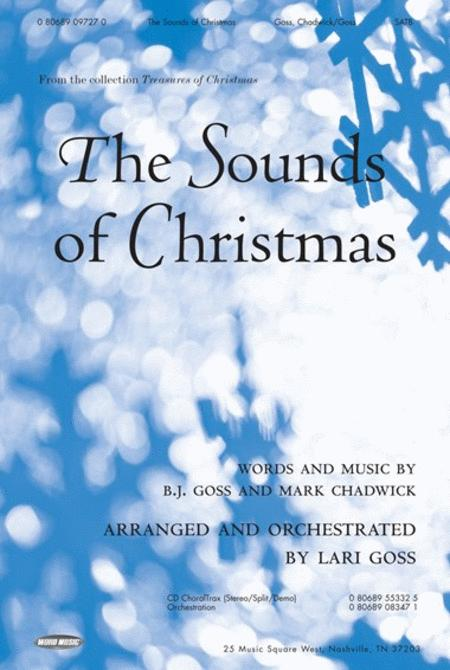 The Sounds Of Christmas By - Orchestration Sheet Music For Choir And Orchestra - Buy Print Music ...