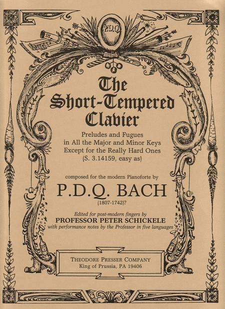 The Short-Tempered Clavier