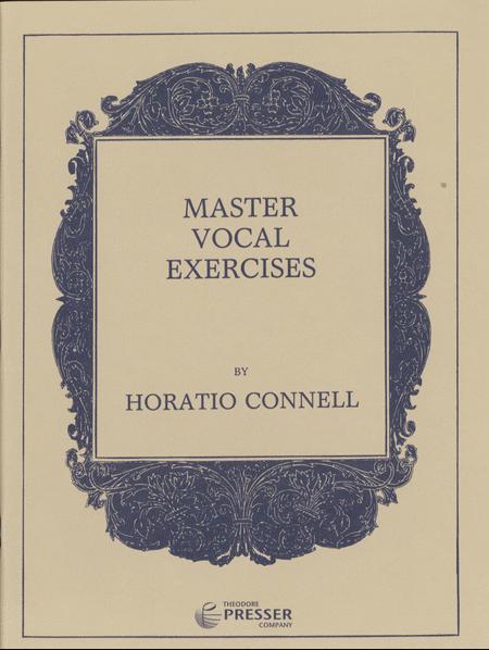 Master Vocal Exercizes