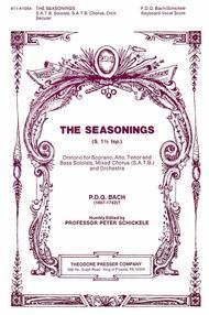 The Seasonings (S. 1 1/2 Tsp.)