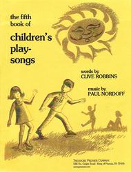 The Fifth Book of Children's Play-Songs