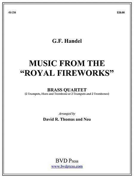 Royal Fireworks Suite