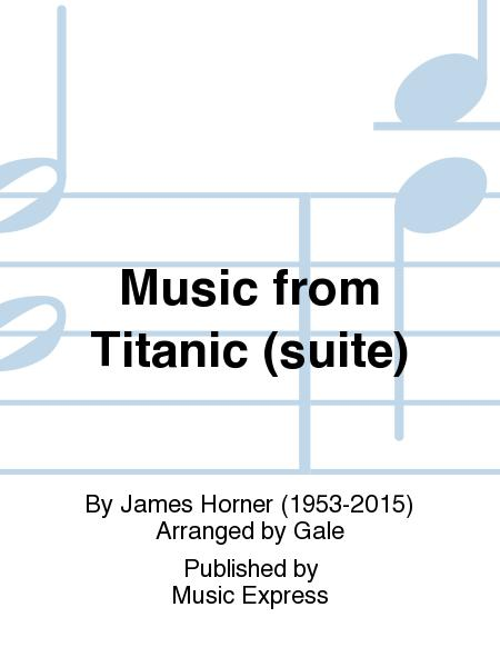 Music from Titanic (suite)