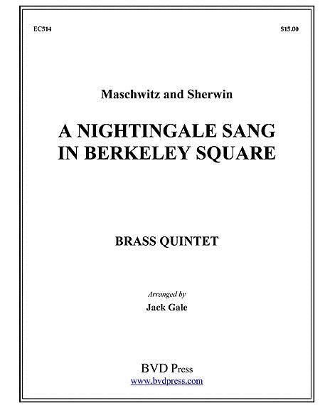 Nightingale Sang in Berkeley Square