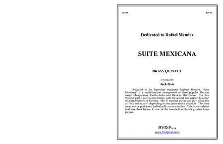 Suite Mexicana
