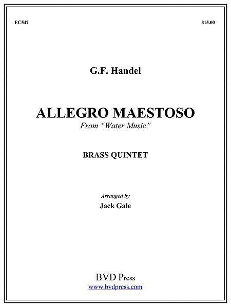 Allegro Maestoso from