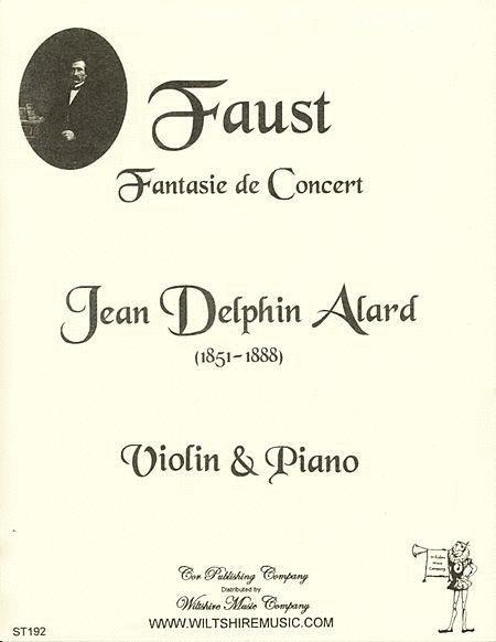 Faust,Fantasie de Concert