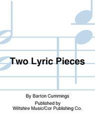 Two Lyric Pieces