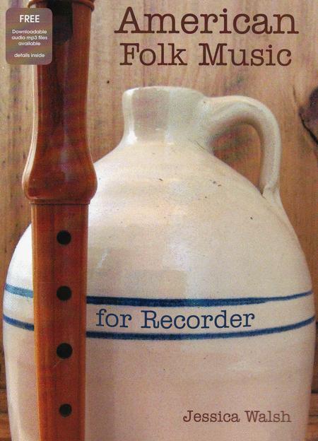 American Folk Music For Recorder