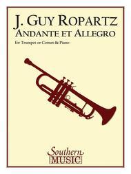 Andante and Allegro