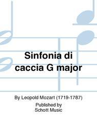 Sinfonia di caccia G major