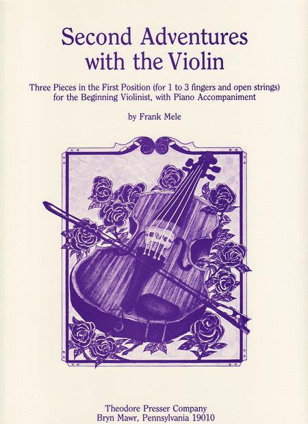 Second Adventures With the Violin