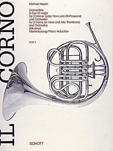 Concertino D major