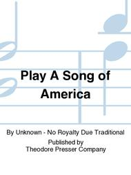 Play A Song Of America, Drums