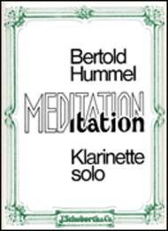 Meditation op. 77b