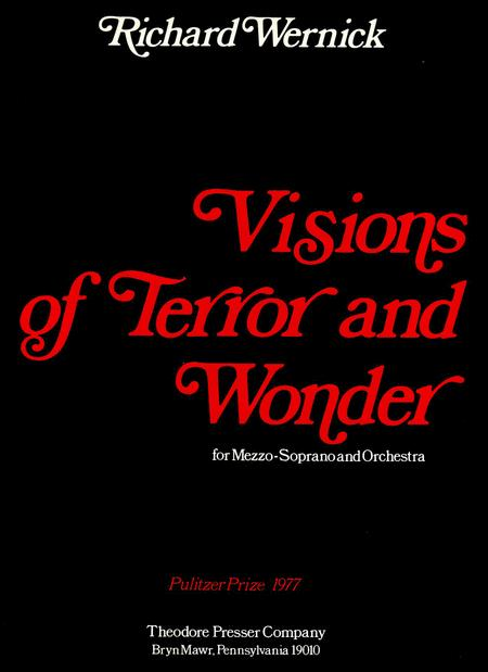 Visions of Terror And Wonder
