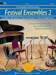Standard of Excellence: Festival Ensembles 2 - Bassoon/Trombone/Baritone B.C.