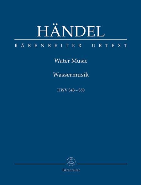 Water Music HWV 348-350