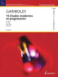 15 Etudes modernes et progressives