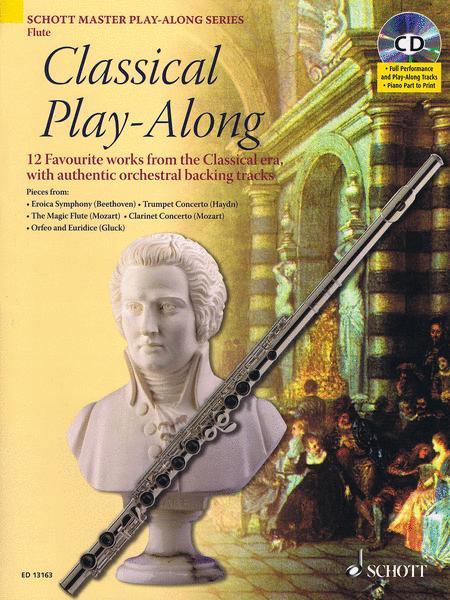 Classical Play-along Flute
