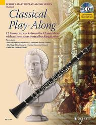 Classical Play-along Clarinet