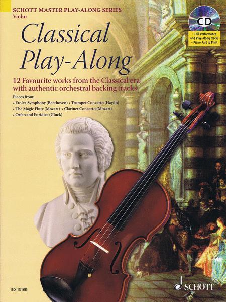 Classical Play-Along Violin