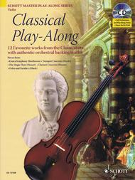 Classical Play-Along Violin