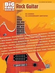 The Big Easy Book of Rock Guitar