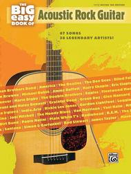 The Big Easy Book of Acoustic Guitar