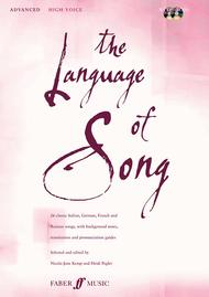 The Language of Song: Advanced (High Voice)